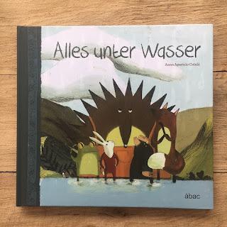 Teamarbeit Alle Zusammen Kinderbuch Alles unter Wasser