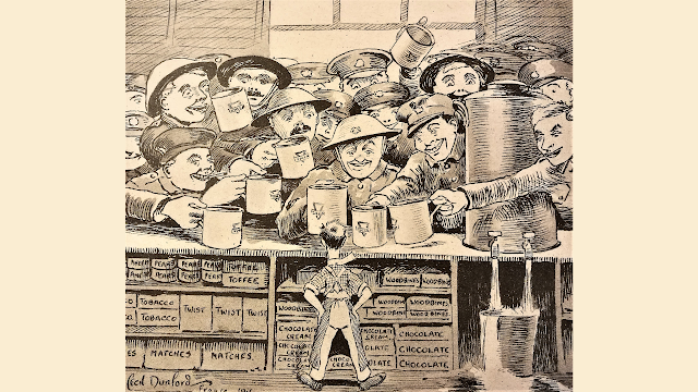 The National Drink or National Sin? Temperance Campaigning in the First World War