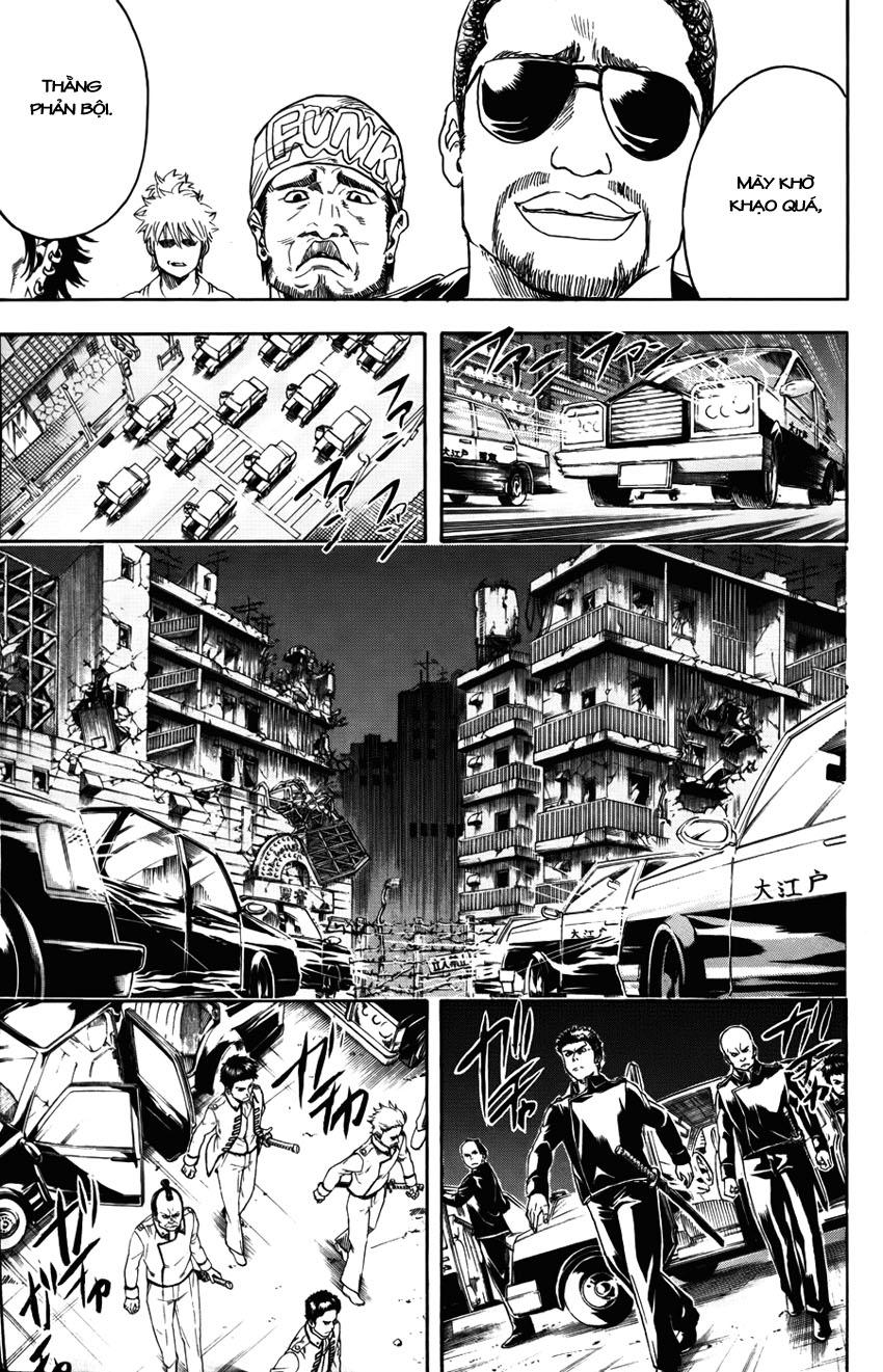 Gintama Chap 367 page 10 - Truyentranhaz.net