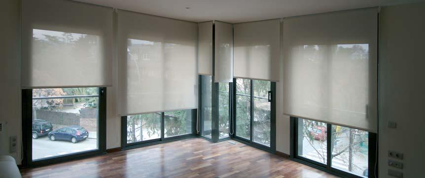 Lavado de cortinas roller peru decoraciones textil hogar - Cortinas de screen ...
