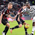 Rossoneri powerless to prevent Juve double
