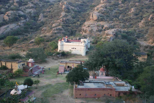 dhoshi hill,mahendergarh