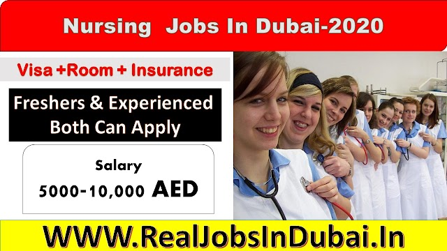 Nursing Jobs In Dubai | Nurses Jobs | Nurses Vacancy In UAE |
