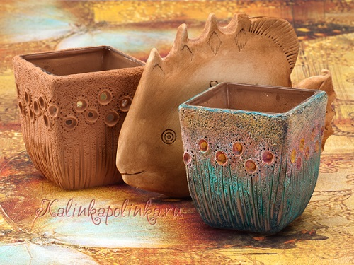 Gorgeous Polymer Clay Art Vase Tutorials The Beading Gems Journal