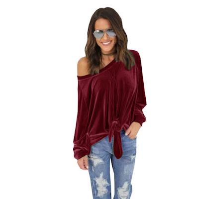 blusa-vermelha-de-veludo