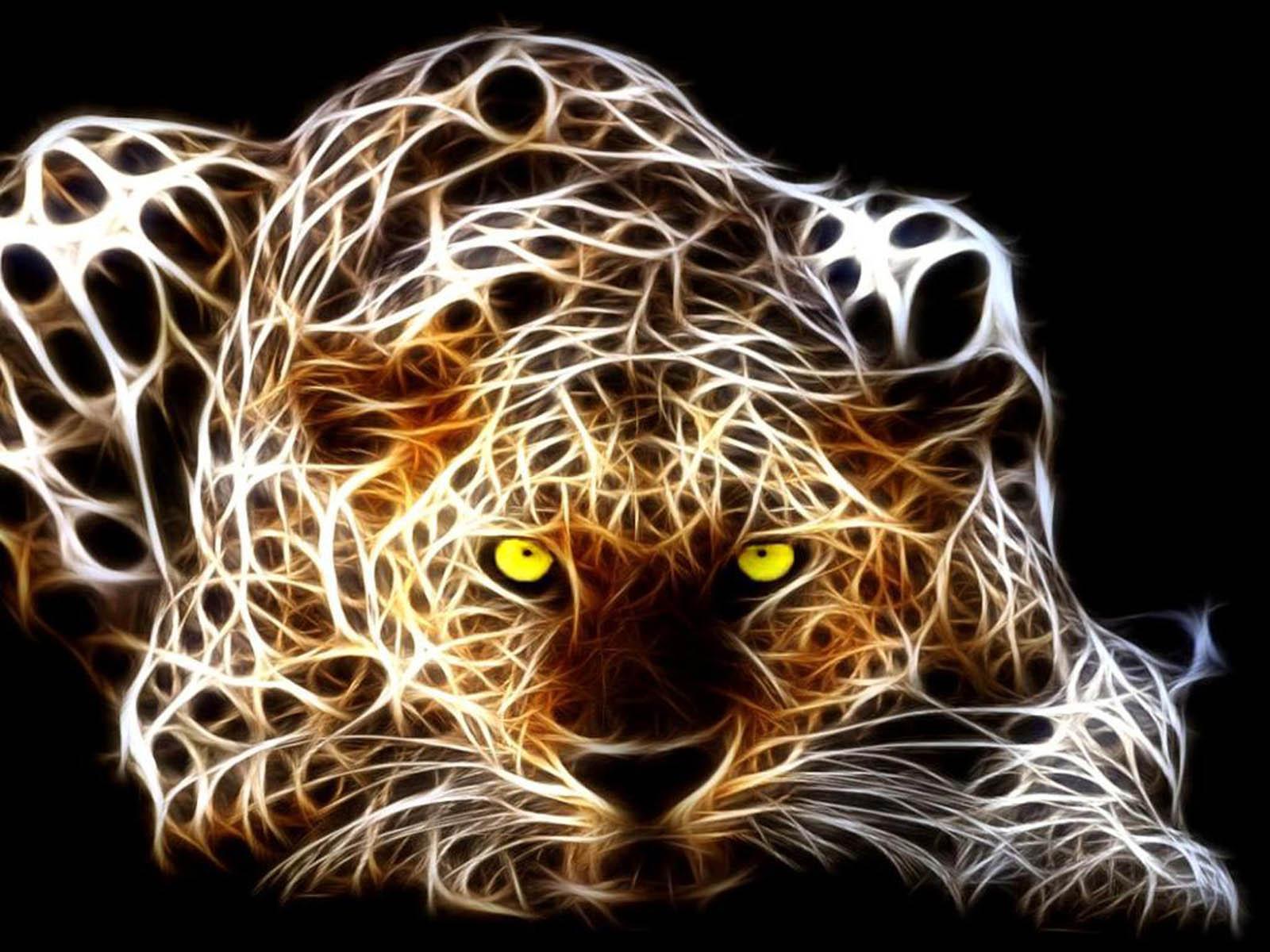 wallpaper: Tiger 3D Wallpapers
