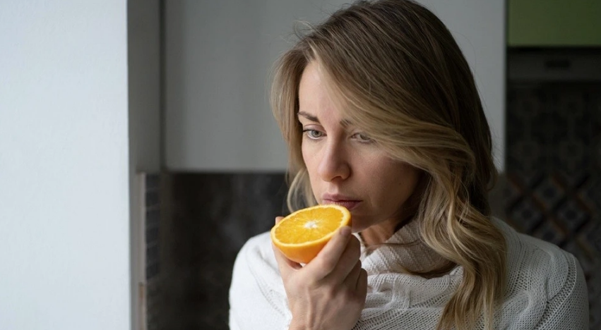 9 diseases that cause loss of smell