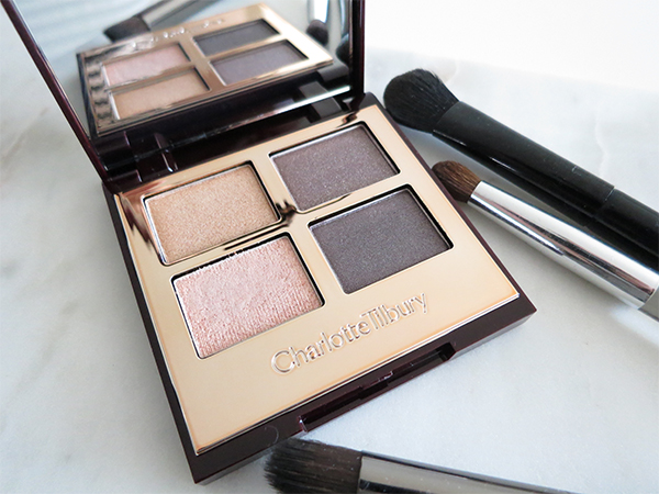 Charlotte Tilbury Makeup Luxury Palette Eyeshadow in 'Uptown Girl'