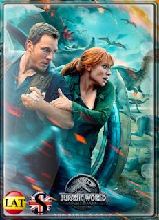 Jurassic World: El Reino Caído (2018) HD 720P LATINO/INGLES