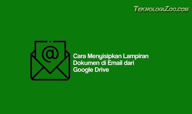 Cara Mengirim File Melalui Google Drive