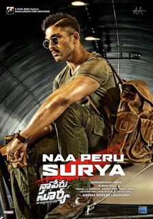 Naa Peru Surya Na Illu India 2018 Hindi Dubbed in 720p Bluray