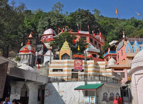 Jwalaji Temple Mussoorie