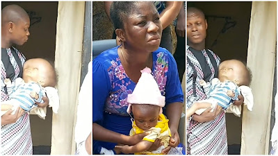 VIDEO: Jehovah's Witness Parents Refuse Blood Transfusion For 1 Year Ailing Child