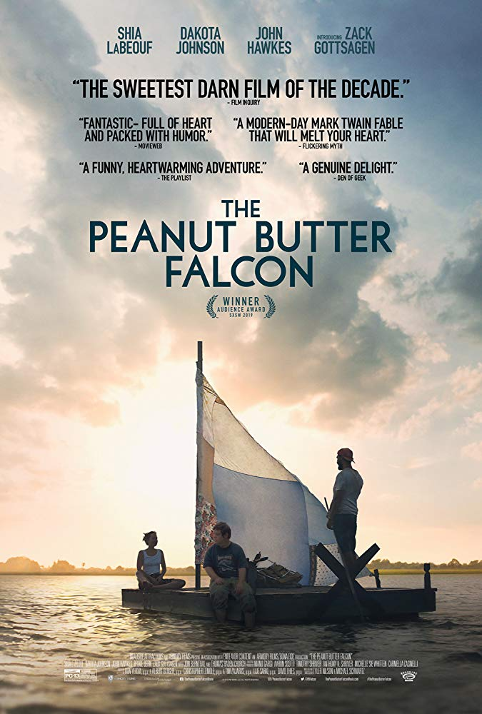 """Movie Review: """"The Peanut Butter Falcon"""" (2019)"""