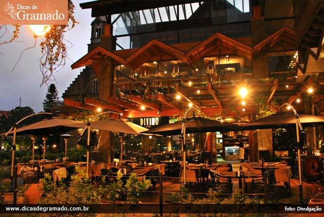 Restaurante Divino - Gramado (RS)