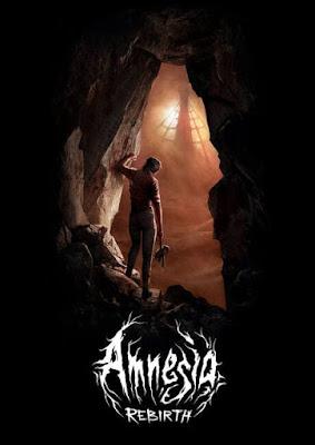 Capa do Amnesia: Rebirth