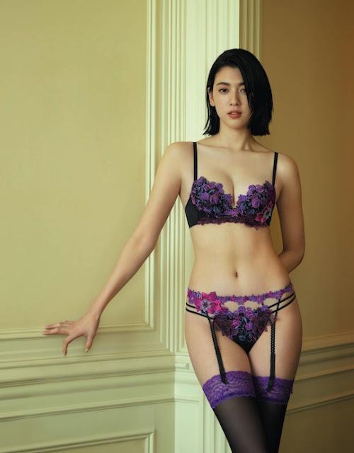 ayaka miyoshi sexy lingerie