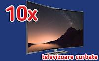 Castiga 10 televizoare curbate Samsung - concurs - online - mega - image - popcorn - chio - castiga.net