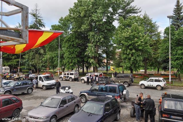 Jeep Rally Osogovo 2012, Kriva Palanka, Macedonia
