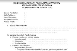RPP 1 Lembar [LENGKAP]