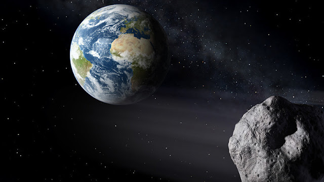 Estos son los asteroides que podrían acercarse peligrosamente a la Tierra