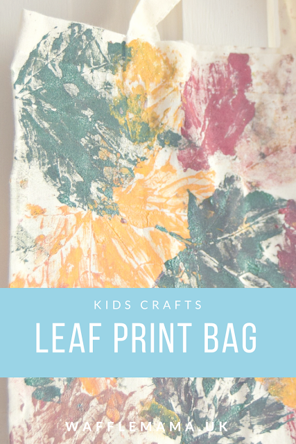 leaf printing autumn crafts for kids paint conkers