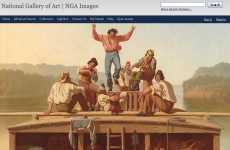 NGA Images: repositorio que permite buscar, descargar, usar, y compartir imágenes digitales gratis