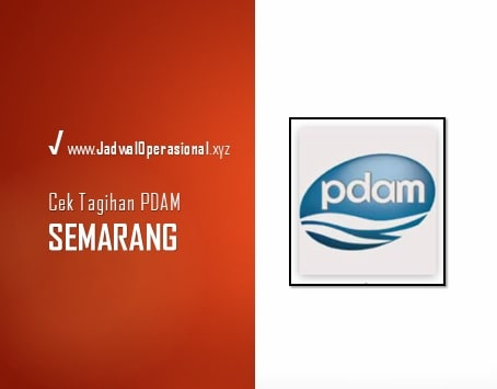 Cek Tagihan PDAM Semarang