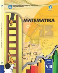 Buku Matematika Siswa Kelas 8 k13 2017 Semester 1