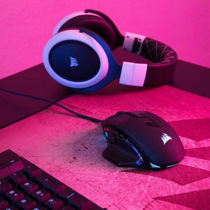 Sorteio Headset Gamer HS60 PRO e Mouse Gamer Nightsword