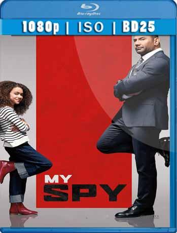 My Spy [2020] [BD25] HD [1080p] Latino [GoogleDrive] SilvestreHD