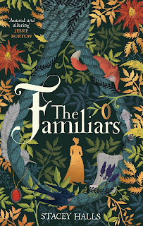 The Familiars by Stacey Halls book cover