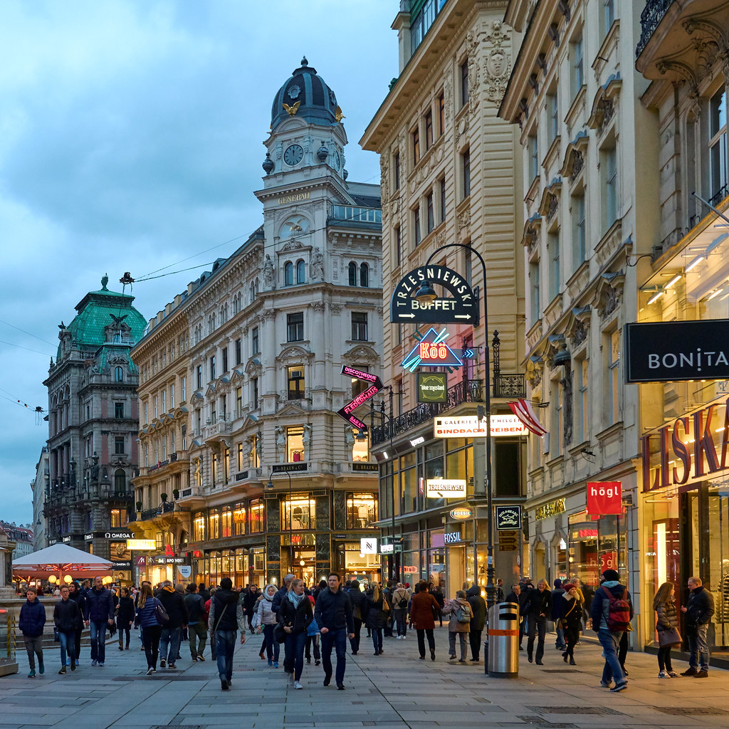 Meet singles in vienna austria