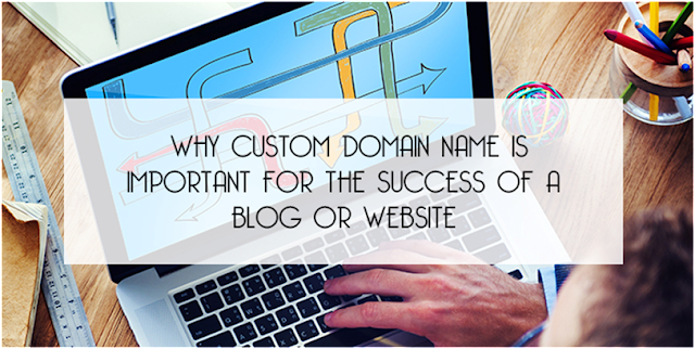 Domain Name Search for the Success of a Blog
