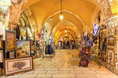 Jerusalén La ciudad vieja de Jerusalén tiene que ser uno de los más grandes sitios históricos en el mundo. Intensa, profundamente religiosa, y con toda esa historia para disfrutar... Este es un lugar de visita en Israel, si alguna vez hubo uno.