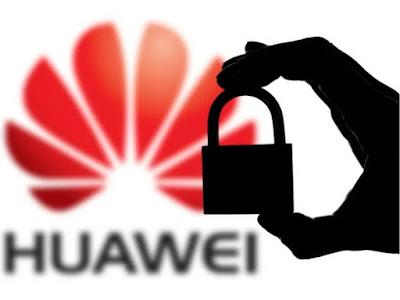 Risiko Keamanan Huawei