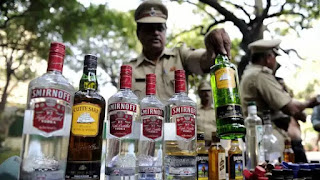 alcohal-seized-ranchi