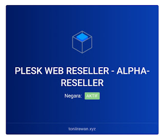Free reseller plesk alpha