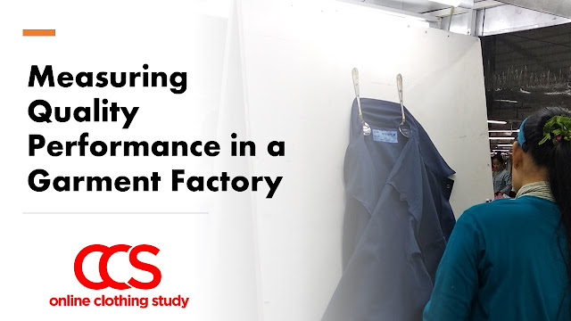 Measuring garment quality performance