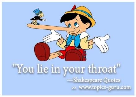 Pathological Liar Quotes- www.topics-guru.com