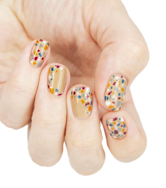 nailart nail art hand painted nail art