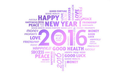 Cover Photo: Happy New Year 2016 & Wish you a Happy Life