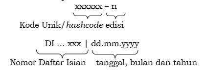 kode unik sertifikat tanah elektronik tomatalikuang.com