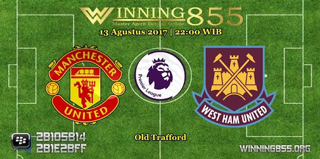Prediksi Skor Manchester United vs West Ham