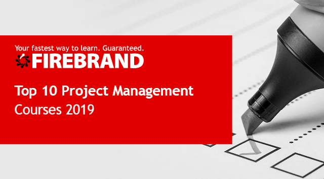 Top 10 Project Management Courses 2019 | Certification News