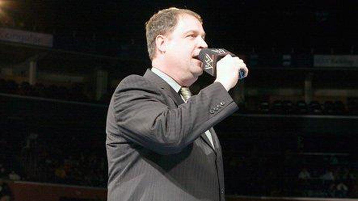 Tony Chimel foi demitido da WWE na ultima semana
