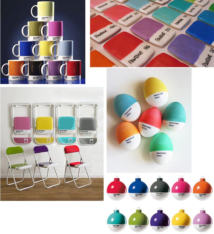pantone decora%25C3%25A7%25C3%25A3o - Pantone, as cores e as tendencias