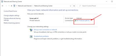 connections yang ingin diketahui alamat ip internet