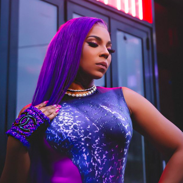 Singer Ashanti tests positive for COVID-19