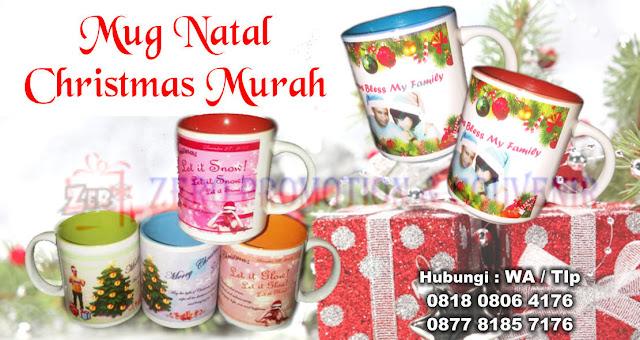 Mug Natal - Hadiah Natal custom, Christmas mug, gelas natal, christmas gift, Christmas goody, Custom Mug Tema Natal, Special edition Christmas Mug